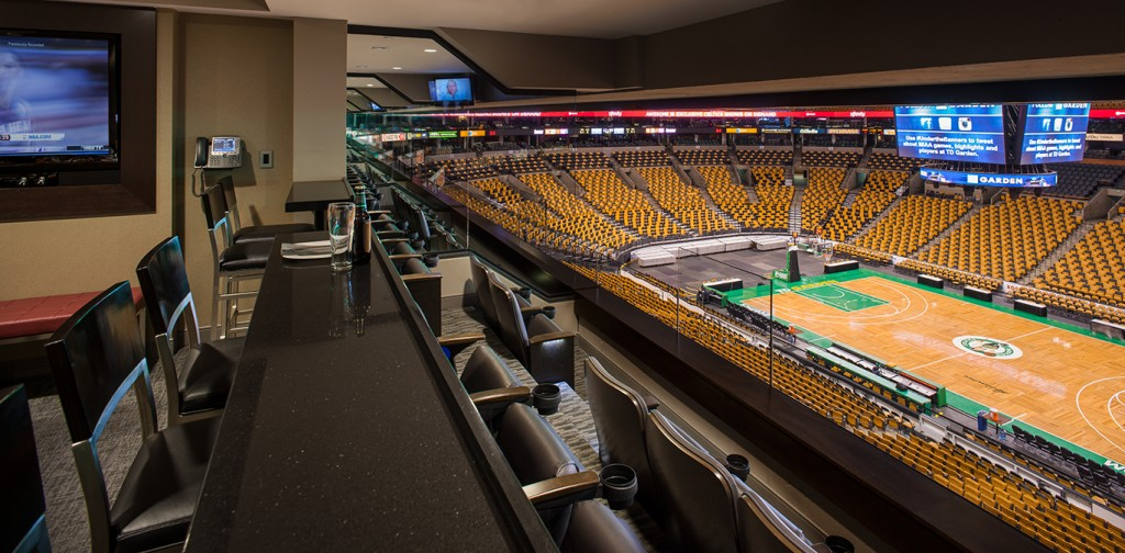 TD Garden The Premier Club's Executive Suites - Group One